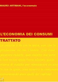 Cover Trattato dell'Economia dei Consumi