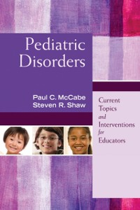 Cover Pediatric Disorders