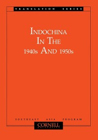 Cover Indochina in the 1940s and 1950s