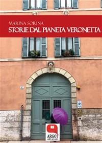 Cover Storie dal pianeta Veronetta