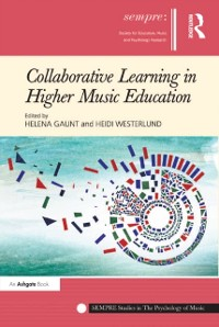 Cover Collaborative Learning in Higher Music Education