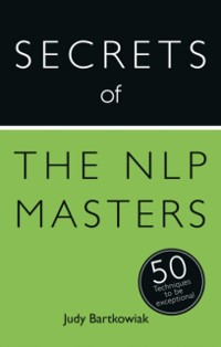 Cover Secrets of the NLP Masters