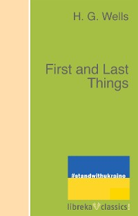 Cover First and Last Things