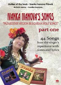 Cover IVANKA IVANOVA'S SONGS part one