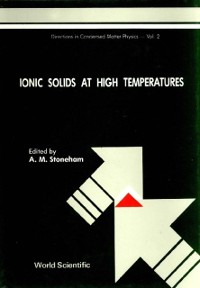 Cover Ionic Solids At High Temperatures