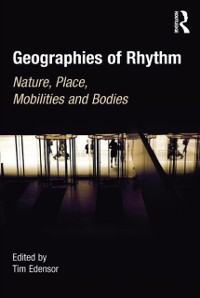 Cover Geographies of Rhythm