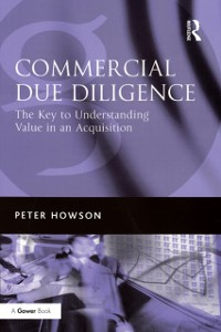 Cover Commercial Due Diligence