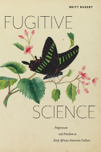 Cover Fugitive Science