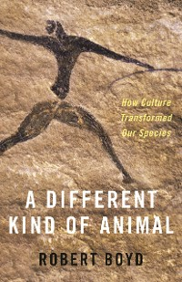 Cover A Different Kind of Animal