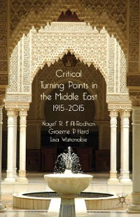 Cover Critical Turning Points in the Middle East