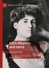 Cover Edith Wharton and Genre