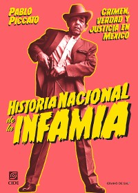 Cover Historia nacional de la infamia