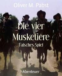 Cover Die vier Musketiere