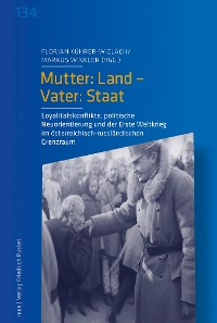 Cover Mutter: Land - Vater: Staat