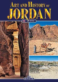 Cover Jordan Art and History - English Edition