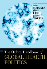 Cover Oxford Handbook of Global Health Politics