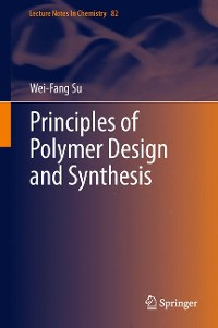 Cover Principles of Polymer Design and Synthesis