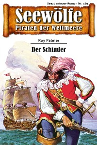 Cover Seewölfe - Piraten der Weltmeere 469