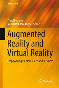 Cover Augmented Reality and Virtual Reality