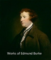 Cover Works of Edmund Burke
