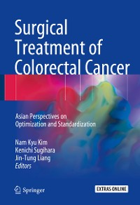 Cover Surgical Treatment of Colorectal Cancer