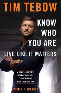 Cover Know Who You Are. Live Like It Matters.