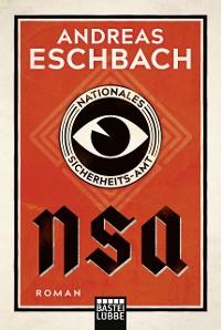 Cover NSA - Nationales Sicherheits-Amt
