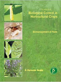 Cover Hand Book Of Biological Control in Horticultural Crops (Biomanagement of Pests)