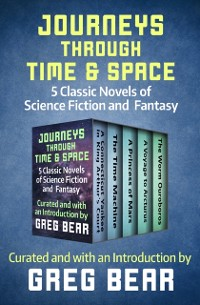 Cover Journeys Through Time & Space