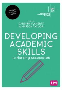 Cover Developing Academic Skills for Nursing Associates