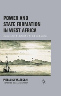 Cover Power and State Formation in West Africa