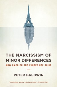 Cover Narcissism of Minor Differences