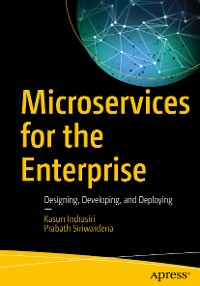 Cover Microservices for the Enterprise