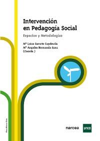 Cover Intervención en pedagogía social