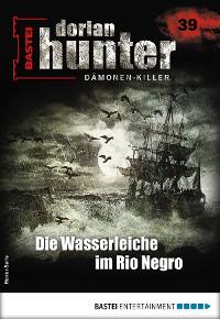 Cover Dorian Hunter 39 - Horror-Serie