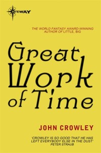 Cover Great Work of Time