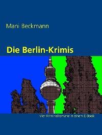 Cover Die Berlin-Krimis