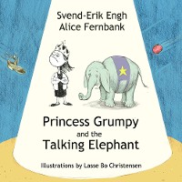 Cover Princess Grumpy and the Talking Elephant