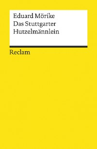 Cover Das Stuttgarter Hutzelmännlein. Märchen