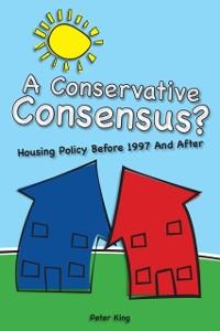 Cover Conservative Consensus?