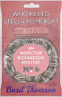 Cover Who Killed Stella Pomeroy?
