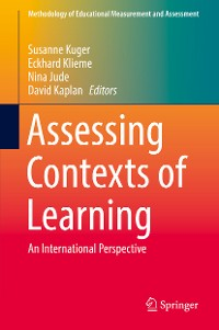 Cover Assessing Contexts of Learning