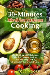 Cover 30 Minutes Mediterranean Cooking
