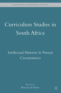 Cover Curriculum Studies in South Africa