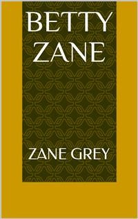 Cover Betty Zane