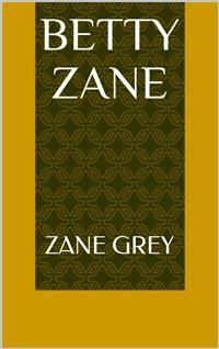 Cover Betty Zane