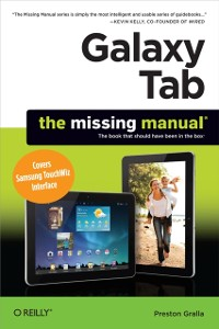 Cover Galaxy Tab: The Missing Manual