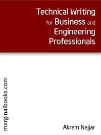 Cover Technical Writing for Business and Engineering Professionals
