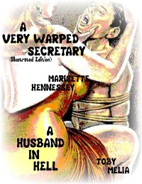Cover A Very Warped Secretary (Illustrated Edition) - A Husband In Hell