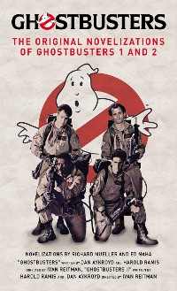 Cover Ghostbusters - The Original Movie Novelizations Omnibus